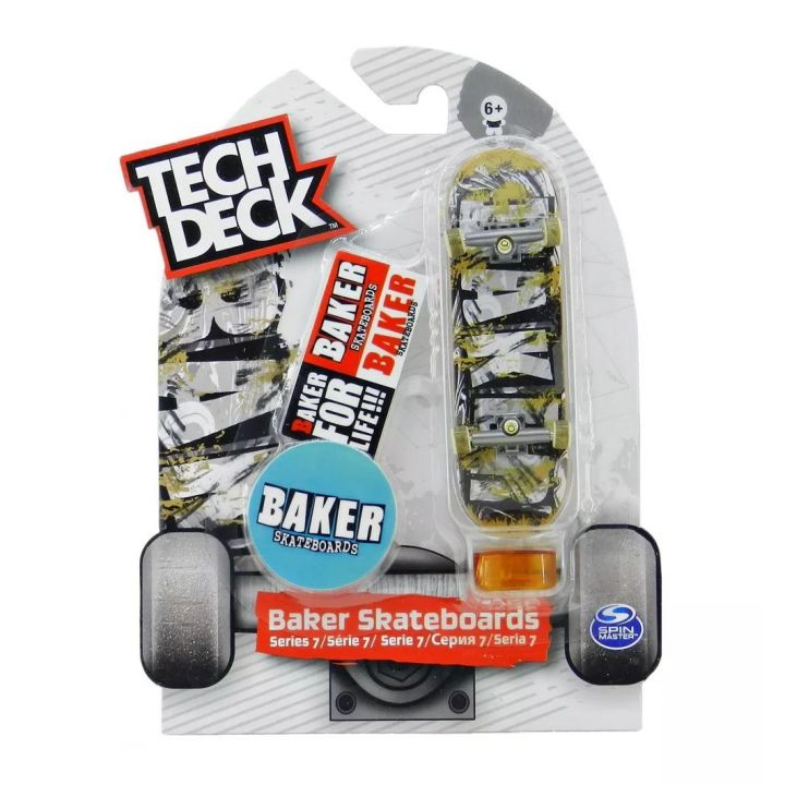 Buy Tech Deck Mixed 96mm Fingerboard 12pc M20b From Tkc