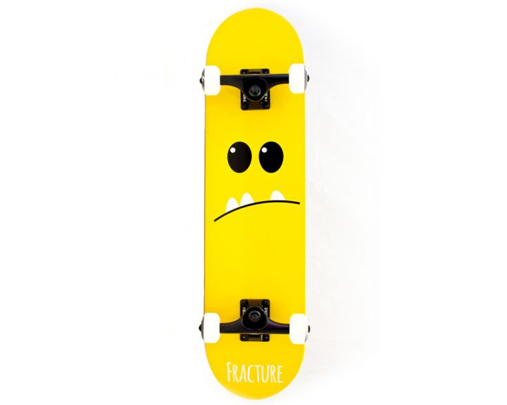 Fracture Lil Monsters V2 Yellow Complete 7.25
