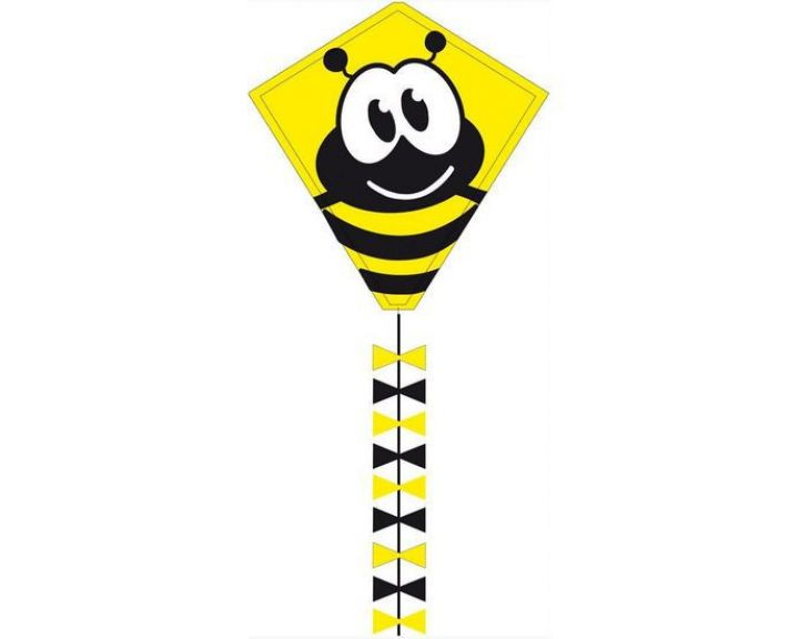 HQ Eco Line Eddy Bumble Bee 50cm - 6 Pack