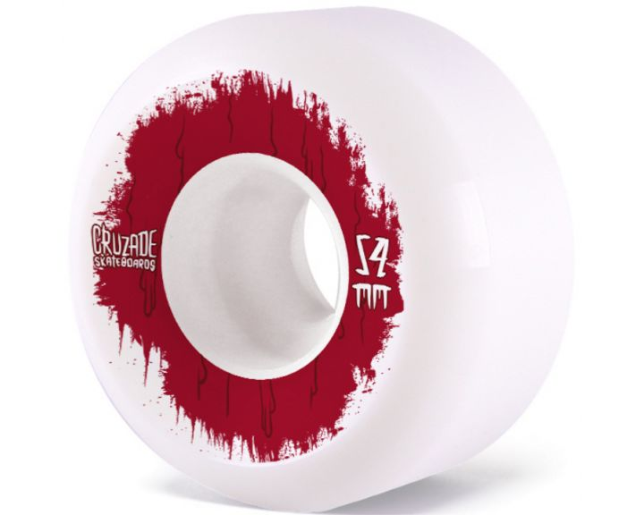 Cruzade Wheels Bloody 54mm