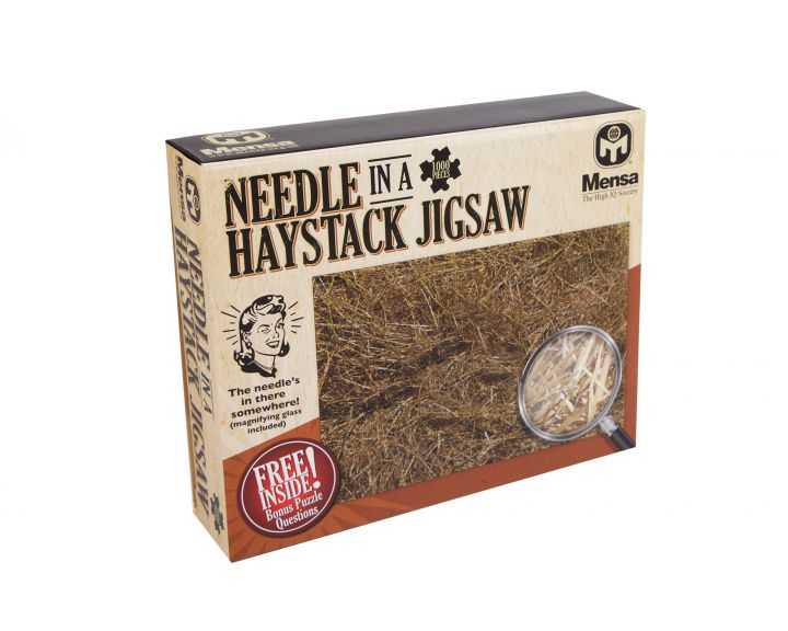 Mensa Needle in a Haystack - 6 Pack