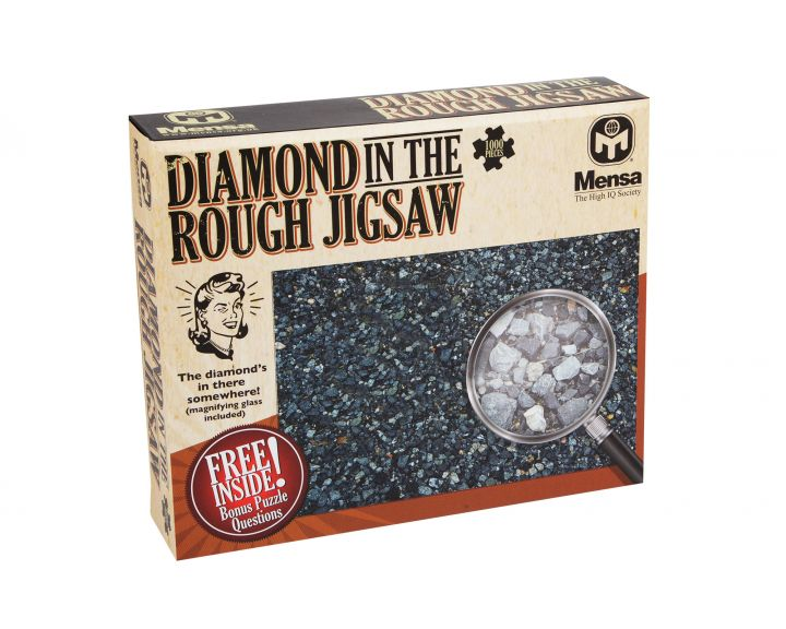 Mensa Diamond in the Rough - 6 Pack