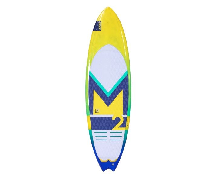 F-One 2017 Mitu Carbon 5ft8 Surfboard