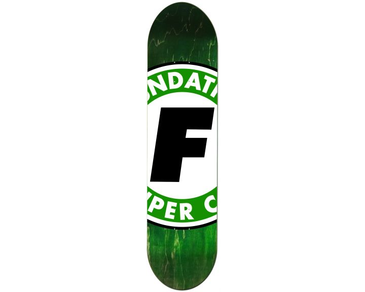 Foundation Super Co Classic Green 8.375
