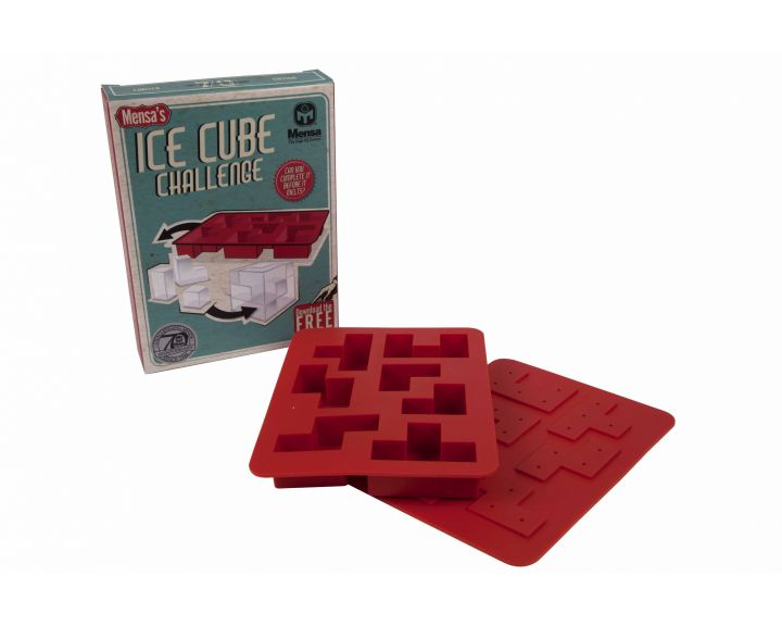 Mensa Ice Cube Challenge - 12 Pack