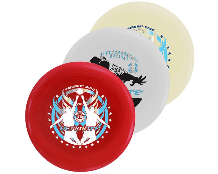 FRISBEE Ultimate 175g - 6 Pack