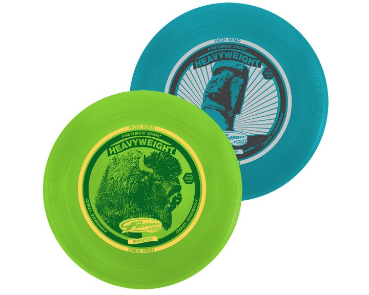 FRISBEE Heavyweight 200g - 6 Pack