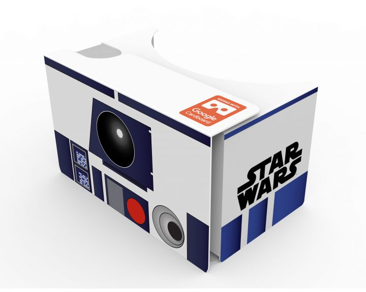 Star Wars Virtual Reality Viewer R2-D2 - 6 Pack