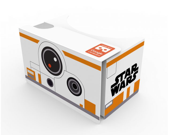 Star Wars Virtual Reality Viewer BB8 - 6 Pack