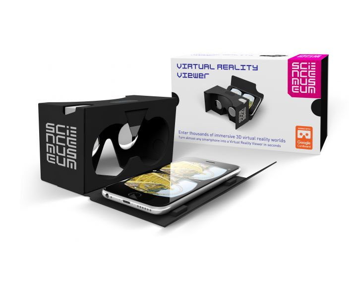 Science Museum Virtual Reality Viewer - 6 Pack