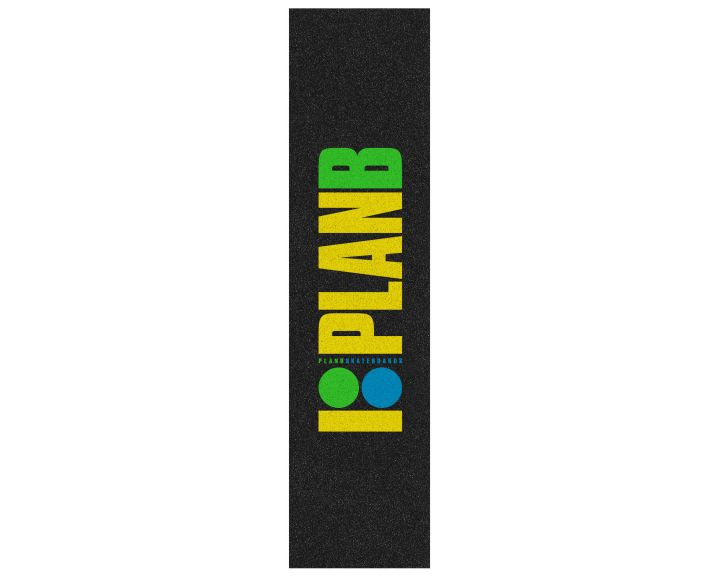 Plan B OG Neon Printed Grip