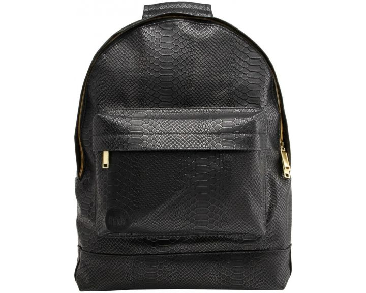 Mi-Pac Backpack Python Black