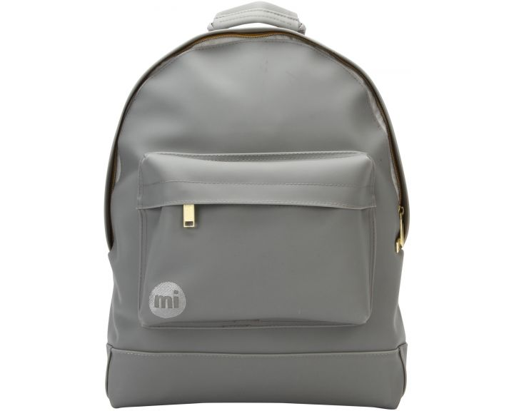 Mi-Pac Backpack Rubber Grey