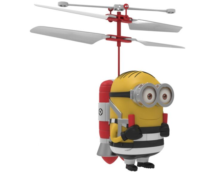 Minions Flying Minion Dave (Despicable Me 3) - 12 Pack