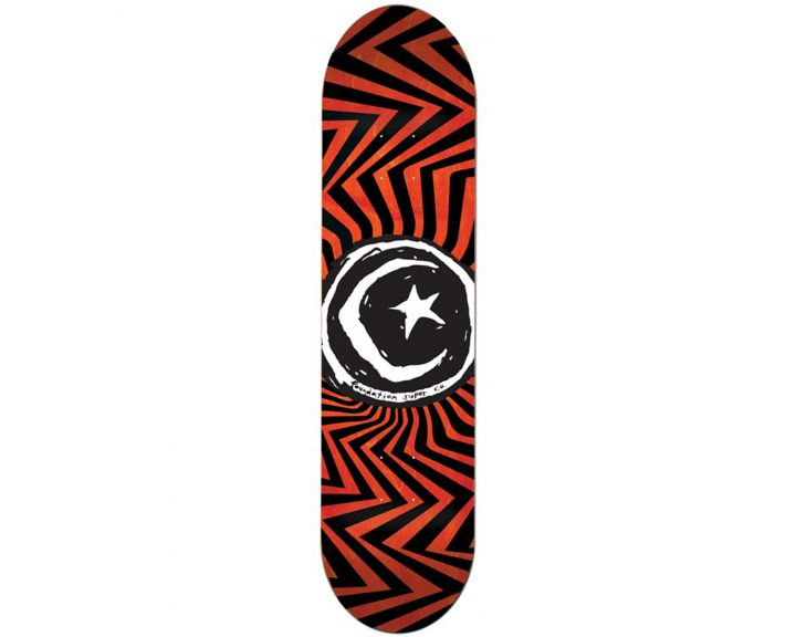 Foundation Star & Moon Zig Zag 7.75