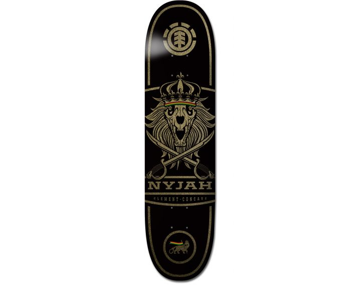 Element Featherlight Nyjah Concave Lion 8.125
