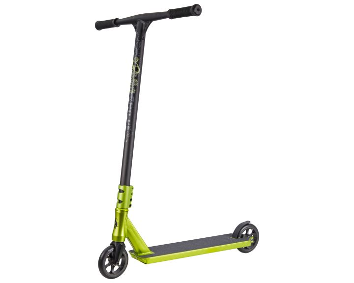 Chilli Riders Choice Zero Scooter Green