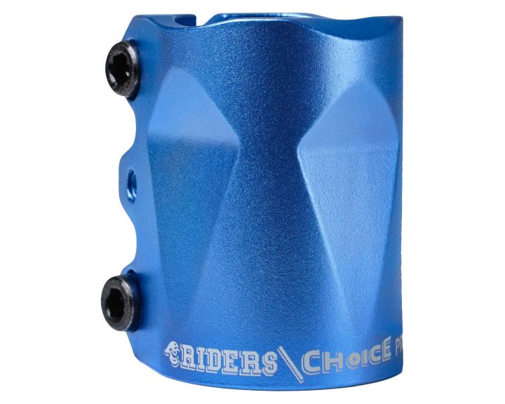 Chilli HIC 3 Bolt Oversized Clamp Blue