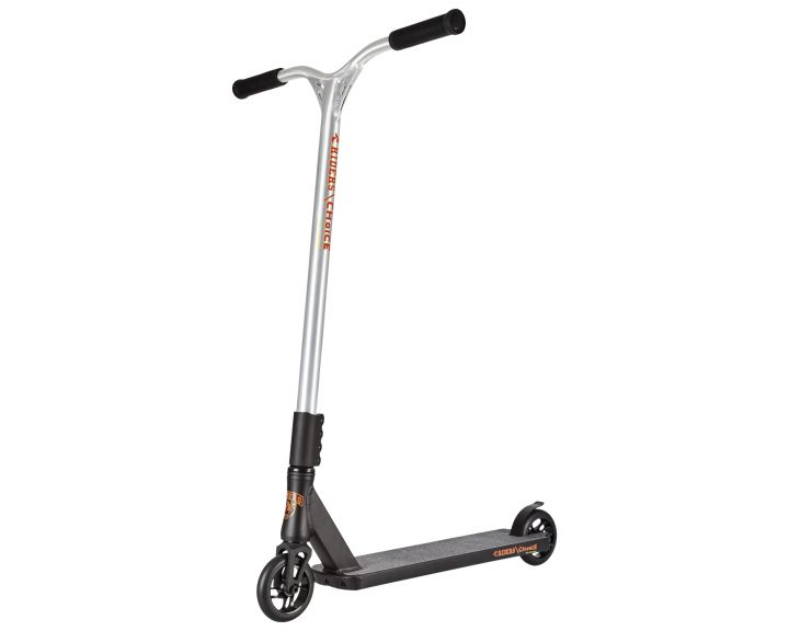 Chilli Riders Choice Sub Zero Scooter Silver