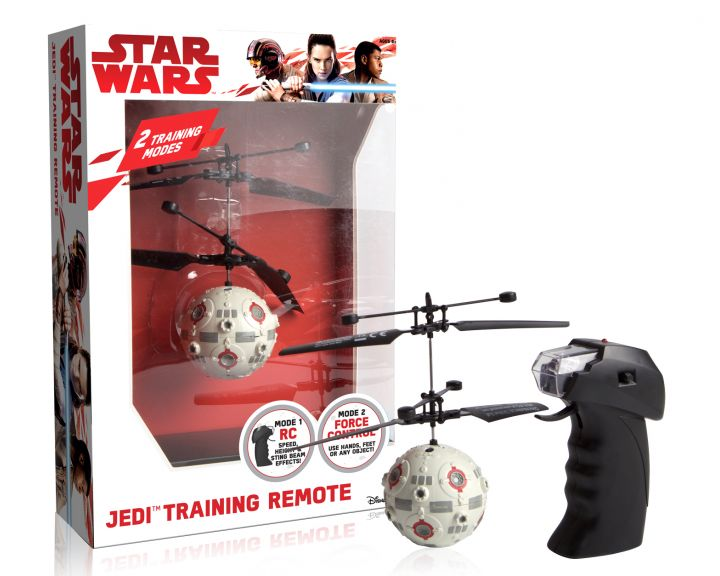 Star Wars Jedi Training Remote Heliball - 12 Pack