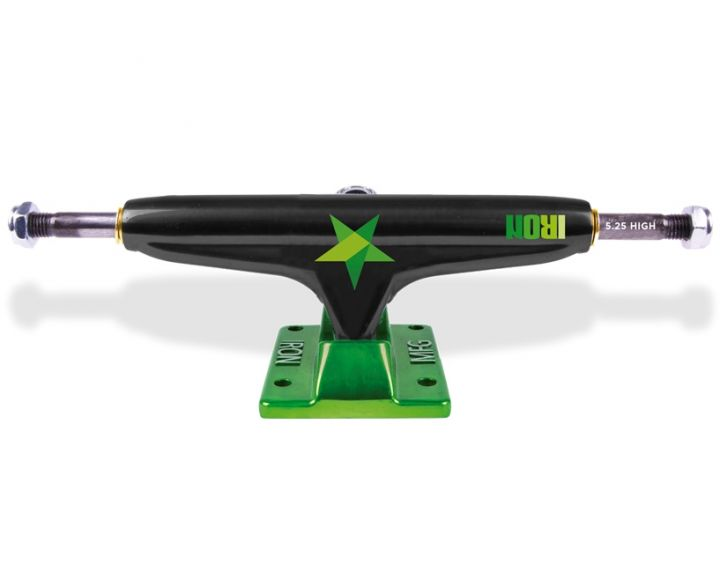 Iron Truck High 5.25 Green