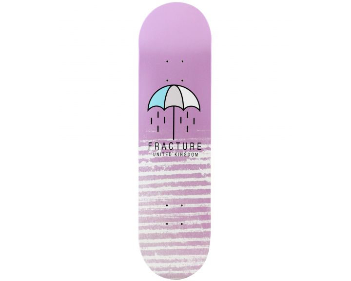 Fracture Brolly Pink Deck 8.0