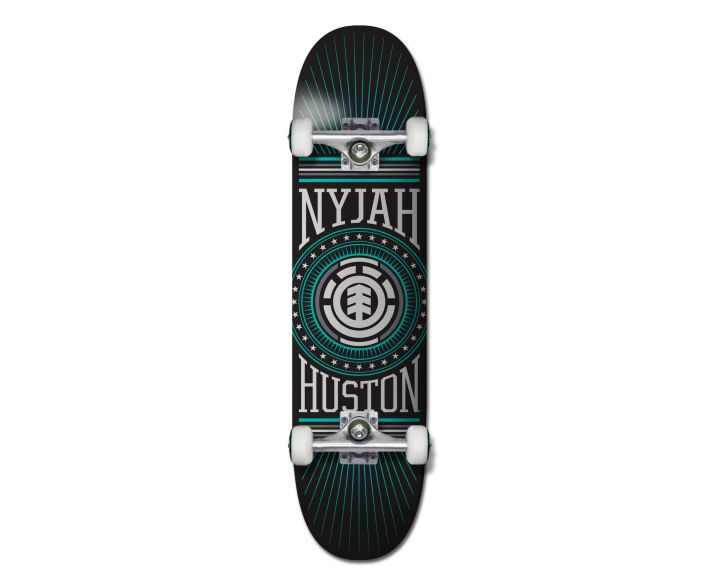 Element Complete Nyjah Dialed 7.75
