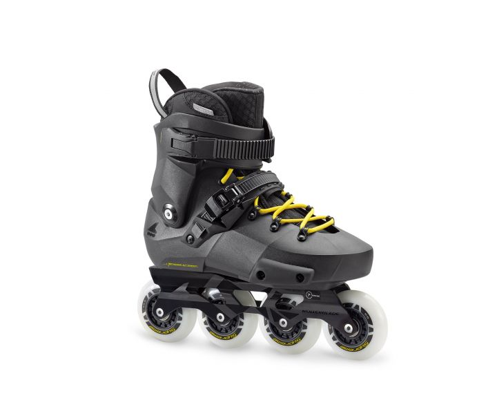 Rollerblade 2019 Twister Edge Black / Yellow
