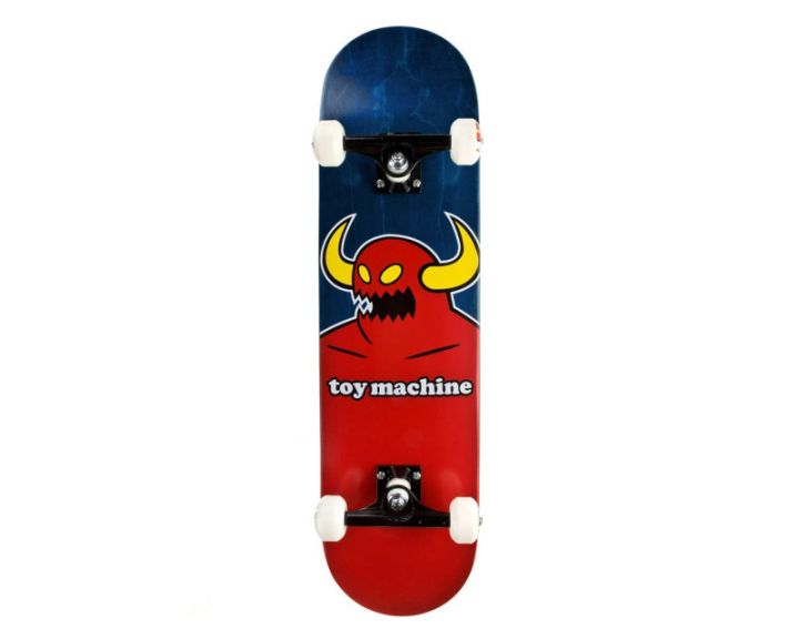 Toy Machine Complete Monster Mini 7.375