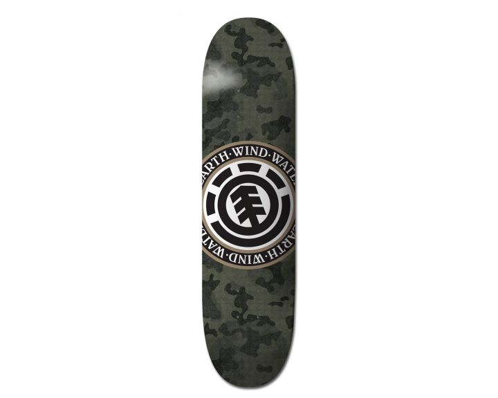 Element Featherlight Bark Camo Seal 8.0