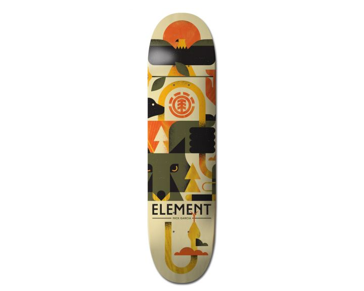 Element Featherlight Forester Garcia 8.0