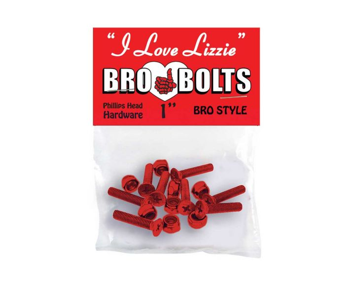 "Bro Style Bro Bolts 1"" Lizzie"