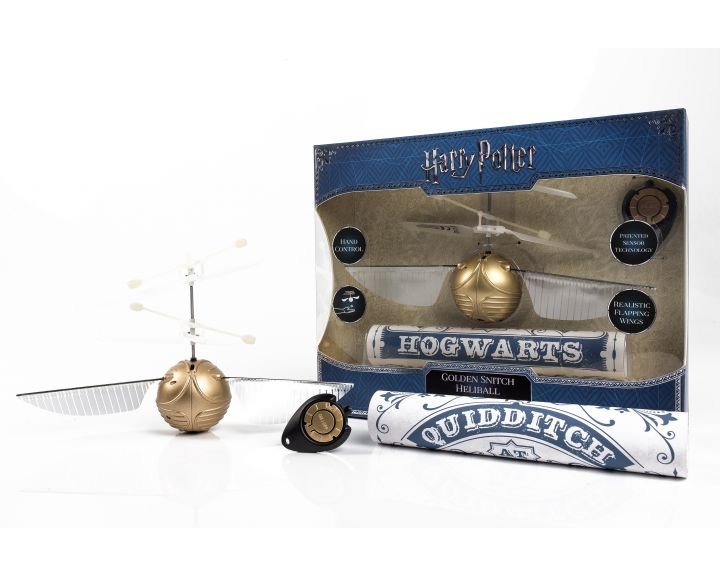 Wizarding World Harry Potter Golden Snitch Heliball - 12 PK