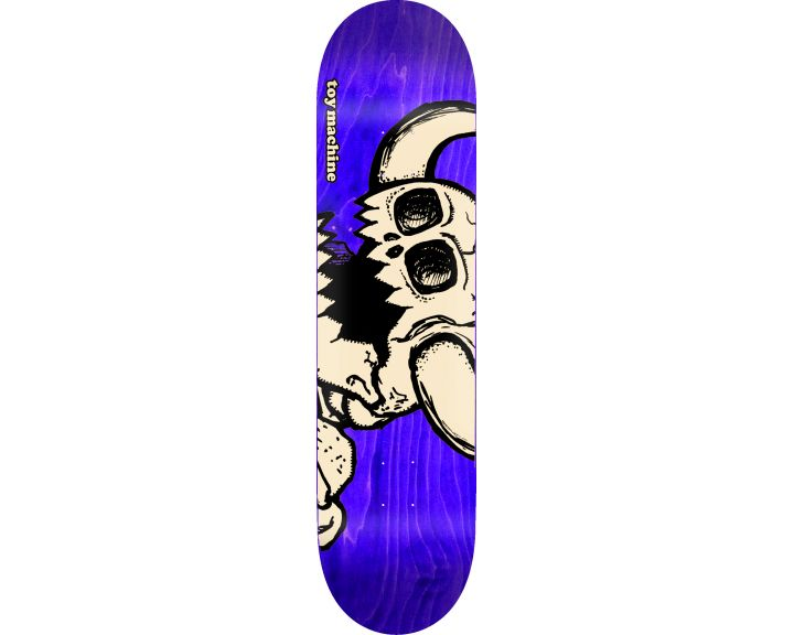 Toy Machine Deck Vice Dead Monster 8.0""