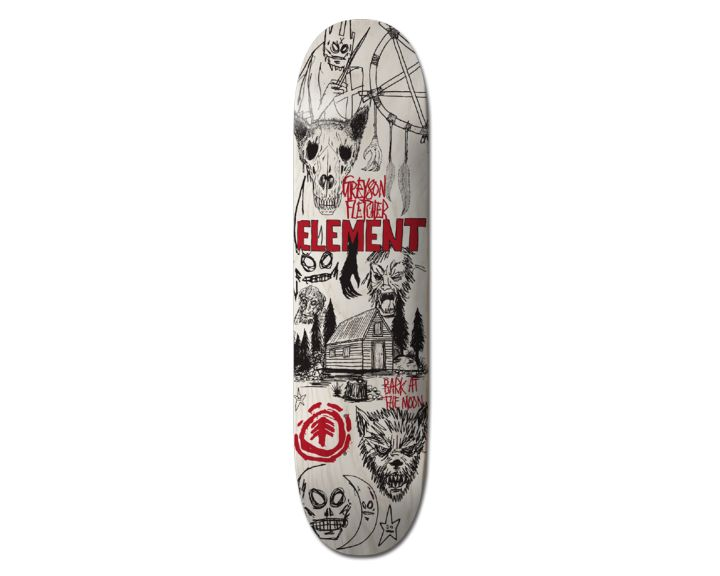 Element Featherlight Greyson Bark at the Moon 8.5