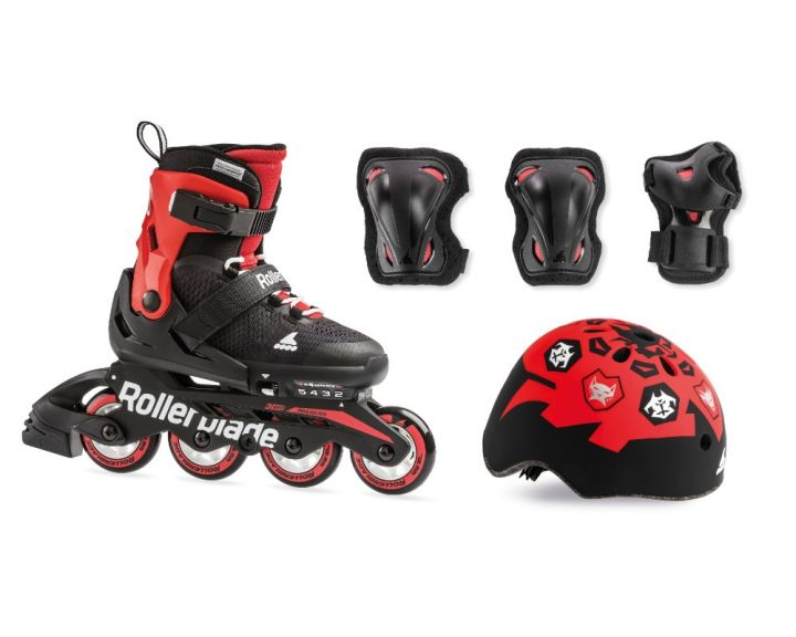 Rollerblade 2019 Cube Black / Red