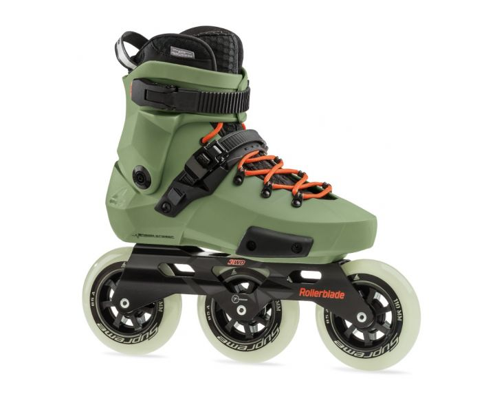 Rollerblade 2019 Twister Edge Edition 2 Olive / Orange