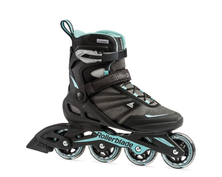 Rollerblade 2019 Zetrablade W Black / Light Blue