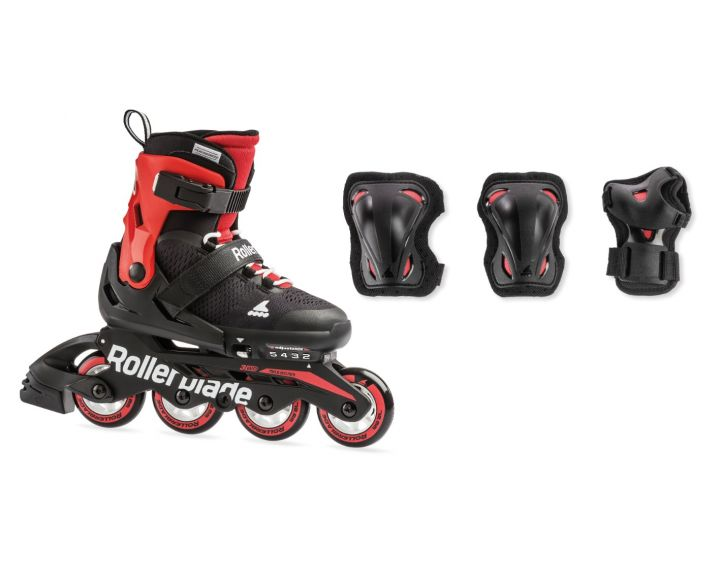 Rollerblade 2019 Combo Black / Red
