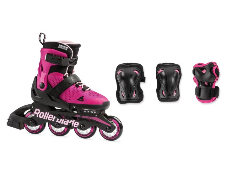 Rollerblade 2019 Combo G Pink / Bub