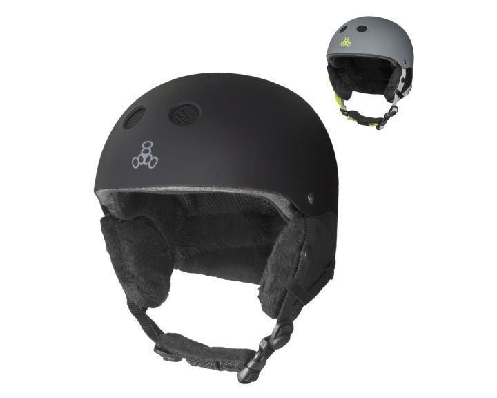 Triple 8 Snow HALO Helmet Asst. Colours