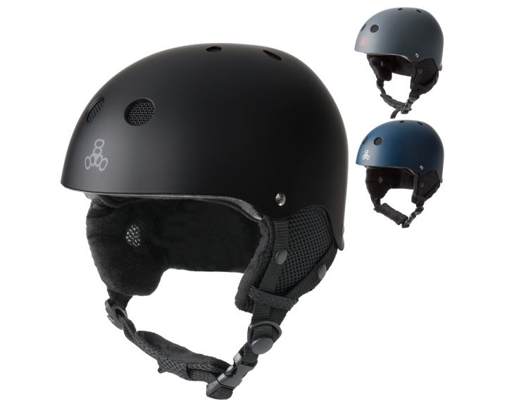Triple 8 Snow Standard Helmet Asst. Colours