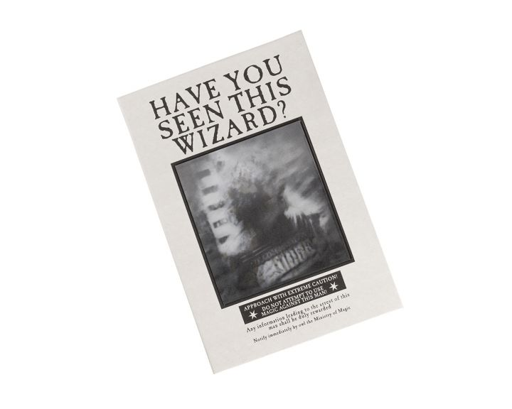 Wizarding World Lenticular Notebook - 12 PK