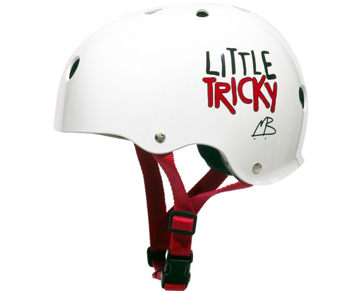 Triple 8 Little Tricky Jr w/EPS Helmet - Gloss Finish