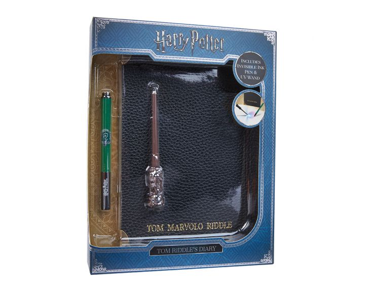 Wizarding World Tom Riddle's Diary Notebook with Pen - 12 PK