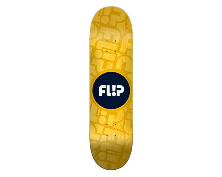 Flip Odyssey Cell Yellow 8.0
