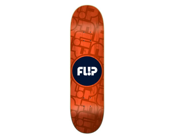 Flip Odyssey Cell Orange 8.25