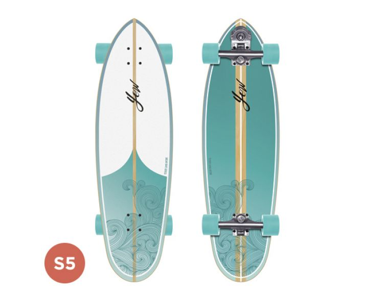 "YOW J Bay 33"" Surfskate"