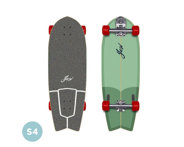 "YOW Eisbach 30"" Surfskate"