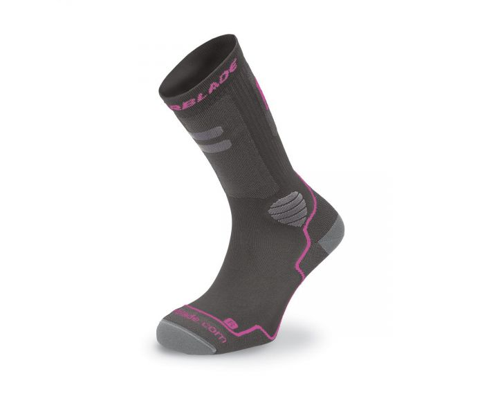 RB19 High Performance W Socks Grey / Pink